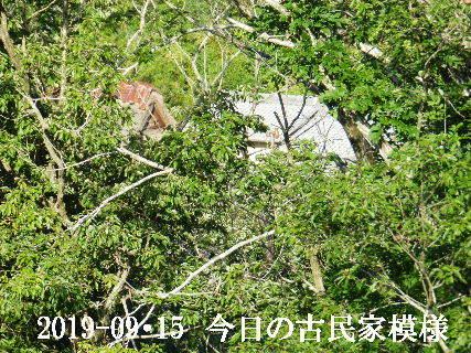 2019-09・15 今日の古民家模様.JPG